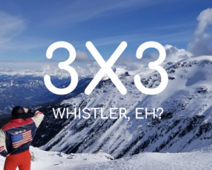 Whistler Adventure Mountains Downhill skiing Veital Designs.