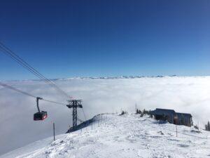 Veital Designs Jackson Hole 3x3 downhill skiing Inversion Pic